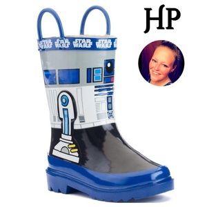 Star Wars Rain Boots